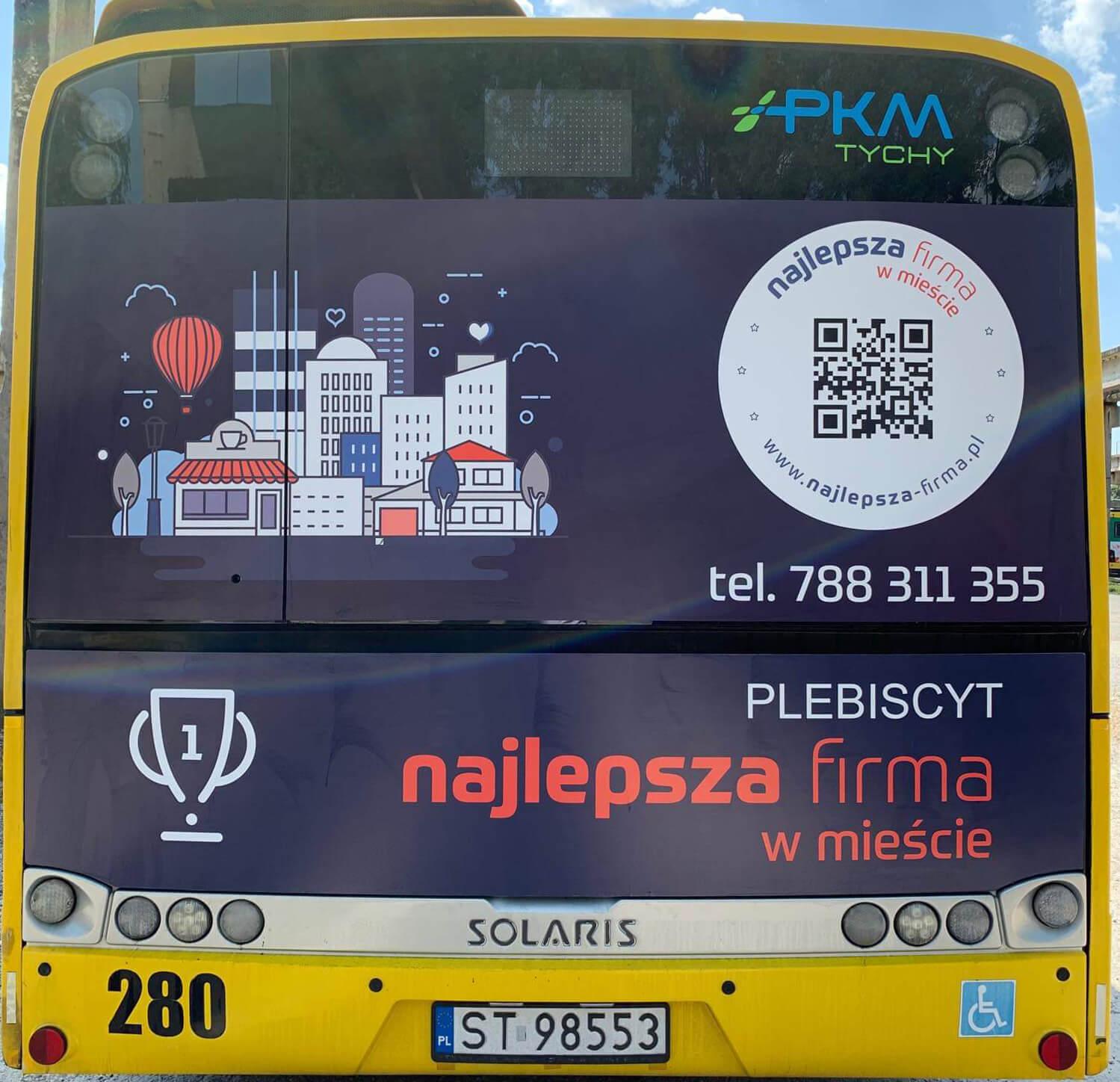 Najlepsza firma autobus